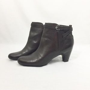 Sam Edelman 'Maddox' Brown Ankle Boots
